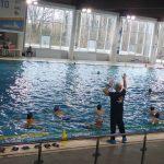 C M – Vittoria di forza dell'Antares Nuoto Latina sull'Aquademia