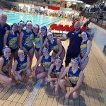 B F – Waterpolis battuta a Civitavecchia: finisce 14-8 per la Cosernuoto