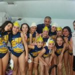 U13 F – F&D H2O Velletri f-e-n-o-m-e-n-a-l-e, L'under 13 vince il campionato regionale
