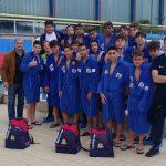U15 M – L'Antares Nuoto Latina accede alle finali di categoria