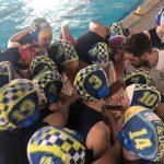 U17 F – F&D H2O corsara a Civitavecchia, terzo posto consolidato