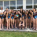 U19 F SF – La Splash Antares latina esce a testa alta, passa l'Imperia 57