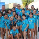 Tornei – La SPN Sp Latina vince il primo torneo interregionale open waterpolo under 11