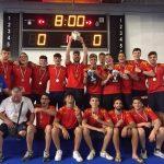 U20B M Final Four – La Campolongo Hospital Rari Nantes Salerno campione d'Italia per il secondo anno consecutivo