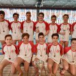 U13 M – Carige Savona (A) – Iren Genova Quinto (A) 14-3