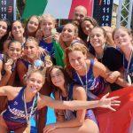 U19 F F.li – Ekipe Orizzonte Campione d'Italia
