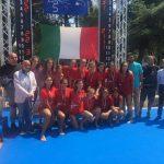U19 F F.li – La RN Florentia è d'argento, Banchelli miglior torneo, le parole di Sellaroli