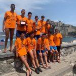 Tornei – Beach Waterpolo Isola d'Ischia, la Cesport è seconda