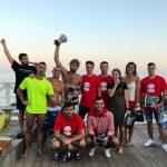 Tornei – Conclusa la terza edizione della Beach Waterpolo Cup