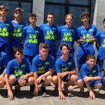 Terminata con le finali Under 15 la stagione agonistica della San Mauro Nuoto