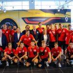 A1 M – Presentata oggi la nuova stagione del Banco BPM Sport Management Pallanuoto