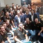A1 M – Presentata la nuova stagione della Campolongo Hospital Rari Nantes Salerno