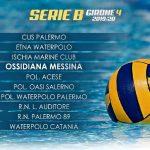 B M – Il 18 gennaio l'esordio in B dell'Ossidiana Messina