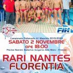 A1 M & F – Gli impegni della Florentia