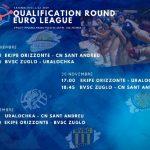 Euro League – Da domani a domenica Ekipe Orizzonte in campo a Catania per il girone eliminatorio