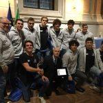 """""""Campioni della Leonessa"""" a Palazzo della Loggia"""