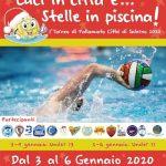 """Tornei – A Salerno """"Luci in Città e Stelle in Piscina"""