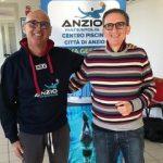 Anzio WP: il Prof. Fabio sarti torna alla corte del Presidente Damiani