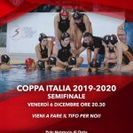 Coppa It F –  Al via la Semifinale tra Lifebrain SIS Roma e Ekipe Orizzonte