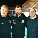 C M – Emanuele Di Cori all'Antares Nuoto Latina