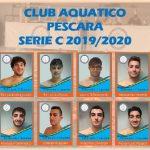 C M – Buona la prima per il Club Aquatico Pescara