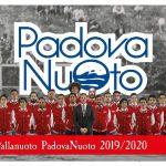 C M – Padova Nuoto si presenta ai nastri