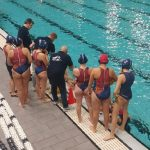 B F – Buon esordio del Latina Nuoto
