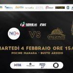 A1 F – Domani alle 15:00 c'è Kally Milano-Ekipe Orizzonte