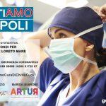 Franco Porzio e l'Associazione ARTUR insieme per l'Ospedale Loreto Mare: al via la raccolta fondi