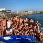 Inaugurato il Campo in Mare U.S. Luca Locatelli Genova