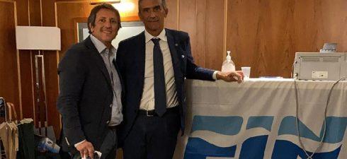 Si è svolta presso l'Hotel Mediterraneo a Napoli l'assemblea elettiva delle cariche regionali della FIN […]