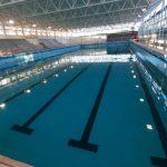 Anzio Waterpolis, pronta la piscina, il nuovo DPCM blocca la riapertura