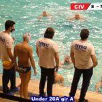 U20 M – Buon esordio della SNC Civitavecchia in una partita bella e combattuta
