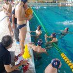 U18 M – Grande vittoria in trasferta dell'Antares Nuoto Latina