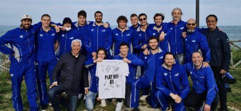 Vela Ancona-Anzio Wp 6-10 (2-3)(1-3)(1-2)(2-2) VELA ANCONA: Bartolucci, Lisica (2), Riccitelli (1), Pantaloni (1), Baldinelli, […]
