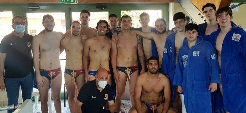 SERIE C NAZIONALE PLAY-OFF Ede Nuoto – ANTARES N. LATINA 7 – 14 (2-4; 1-3; […]