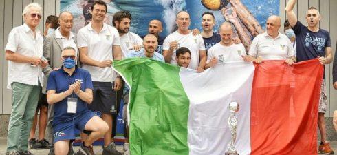 I biancocelesti sono la prima squadra Campione d'Italia della pallanuoto paralimpica. In finale hanno vinto […]