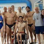 Nasce la Lazio Pallanuoto paralimpica pronta per il campionato di serie A