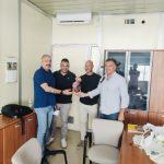 "La SIS vola a Pescara, al via la gestione dello storico impianto ""Le Naiadi"""