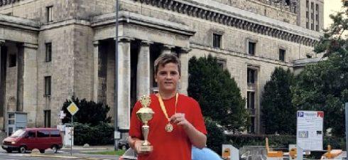Gianbattista Alessio ha 12 anni e gioca a pallanuoto. Ha iniziato a praticare il nostro […]